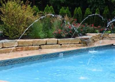 Bauman backyard Pool Area Featured Projects Landscape Architecture Design The SiteGroup
