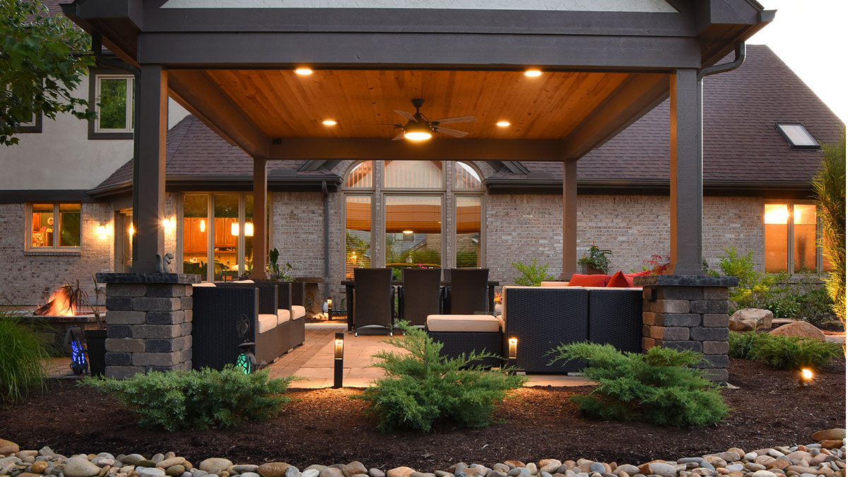 landscape design architecture the site group dayton oh featured projects pavillion1