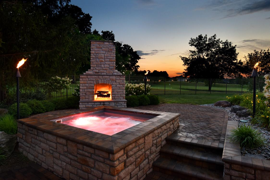 landscape design architecture the site group dayton oh solutions exterior lighting img