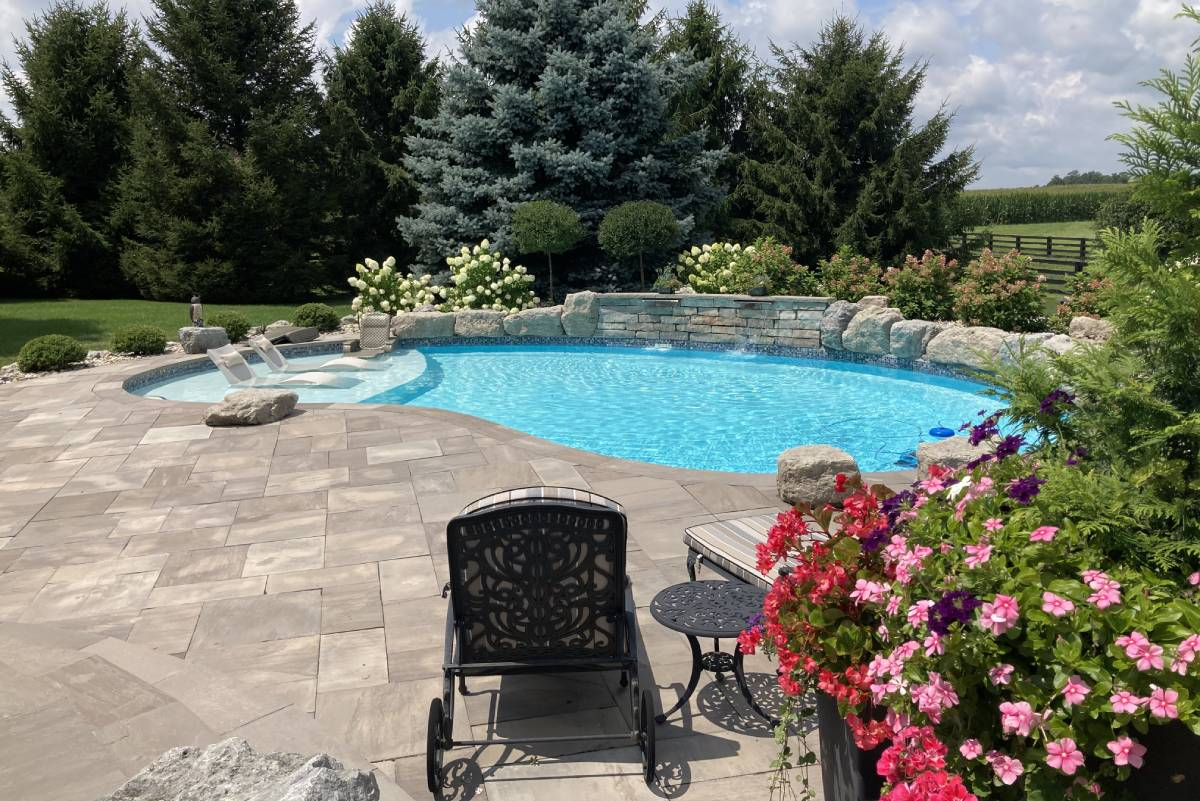 landscape design architecture the site group dayton oh solutions large entertaining area