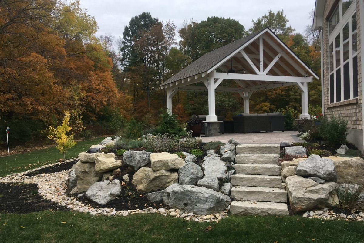landscape design architecture the site group dayton oh solutions shade img