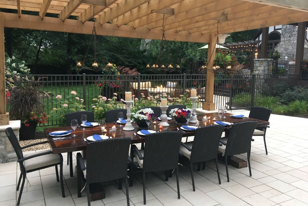 landscape design architecture the site group dayton oh solutions seating areas img
